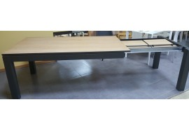 table moderne extensible